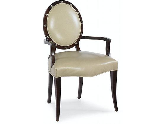 EJ Victor, Allison Paladino Burzie Dining Arm Chair II