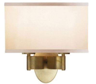 Visual Comfort, Graceful Ribbon Double Sconce