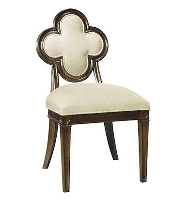 Hickory Chair, Alexandra Side Chair