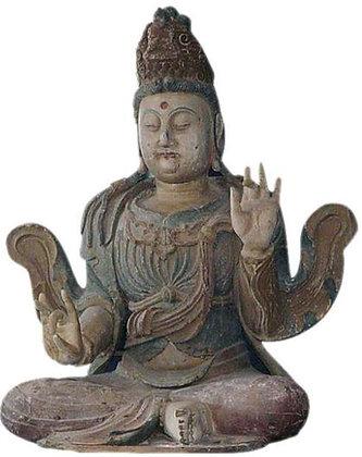 Luisana Designs, Seated Buddha