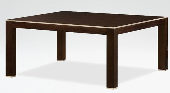 Armani Casa, Descartes Square Dining Table