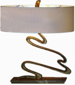 Baker, The Bill Sofield, Signature Table Lamp