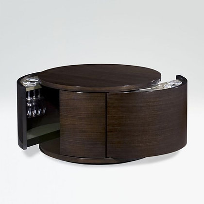 Armani Casa, Round Table with Bar