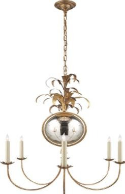 Visual Comfort, Gramercy Medium Chandelier