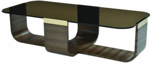 Donghia, Bezel Cocktail Table
