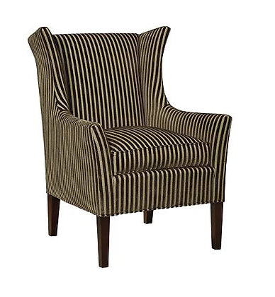 Hickory Chair, Jackson Wing Chair