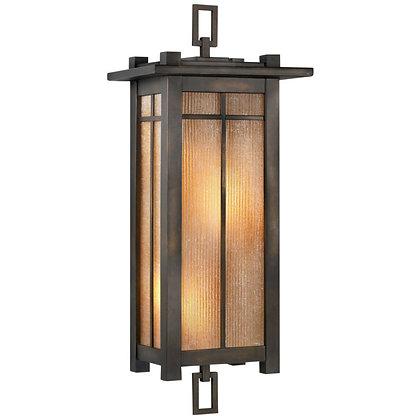 Fine Art, Capistrano Outdoor Lantern