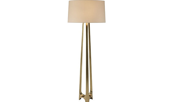 Baker, Jean Louis Deniot, Iron Eye Floor Lamp