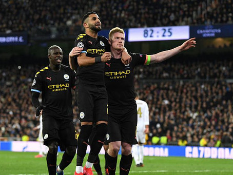 Se Impuso el Manchester City en el estadio Merengue