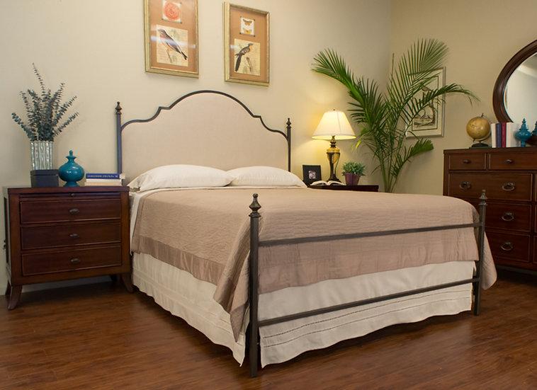 Weaverville Iron Bed