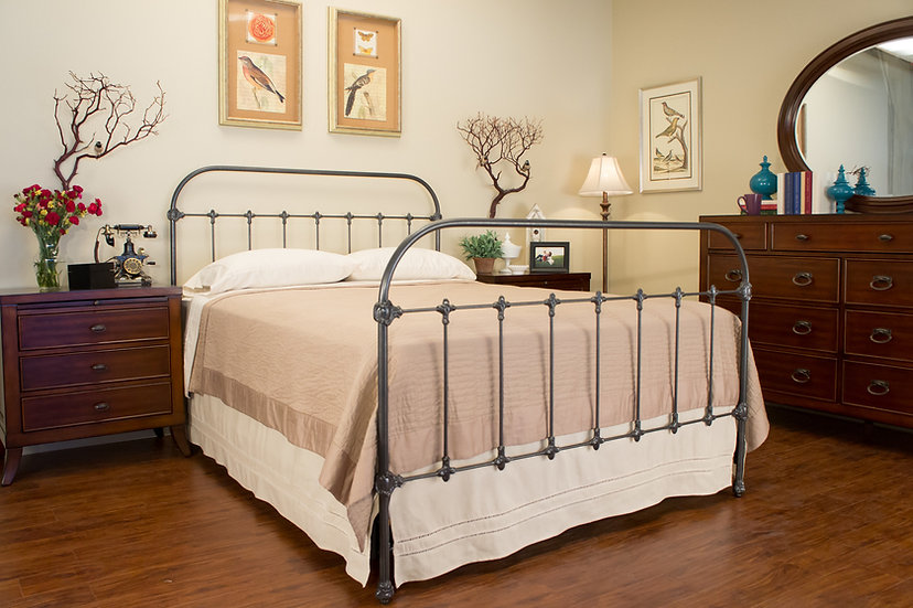 Kensington Iron Bed