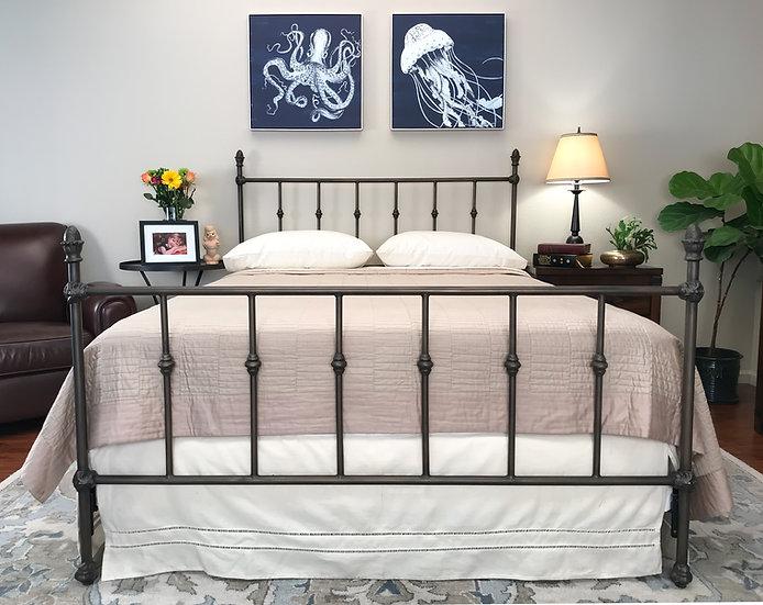 Kinkade Iron Bed