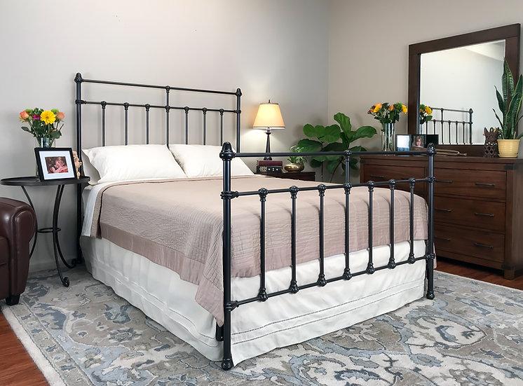 Madison Iron Bed