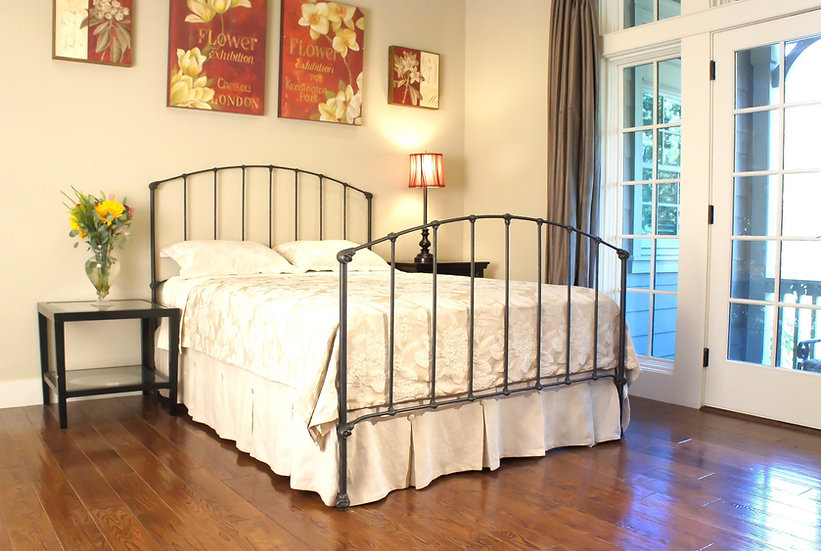 Archdale Iron Bed