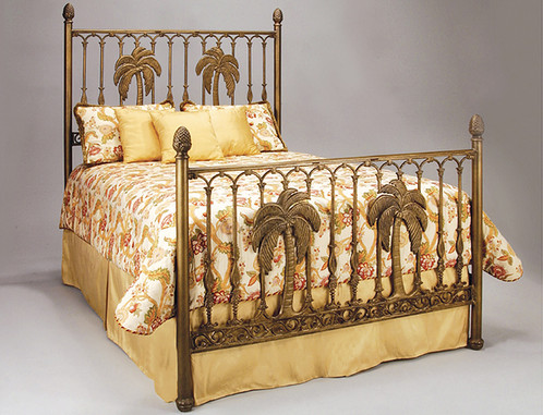 Del Rey Iron Bed