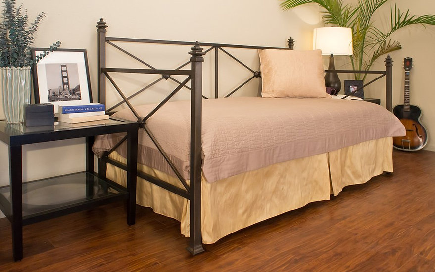 Clairmont Iron Daybed - $935