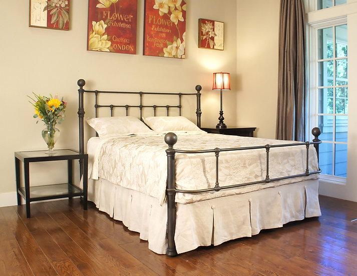 Pasadena Iron Bed