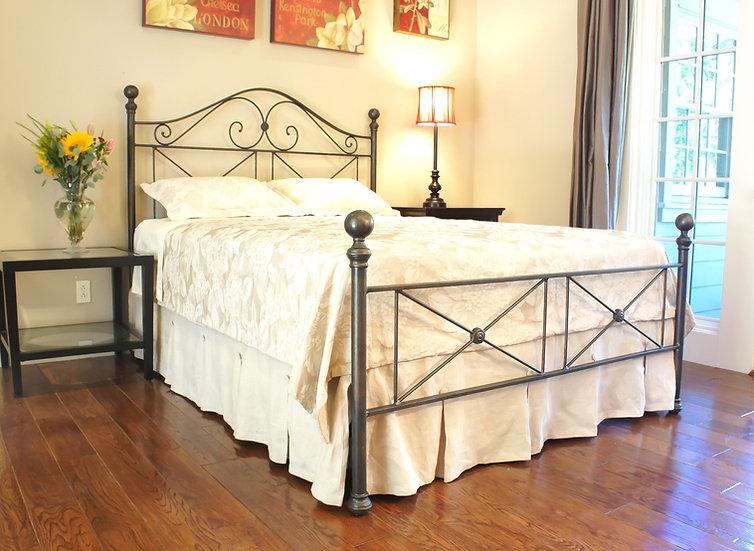 Allison Iron Bed