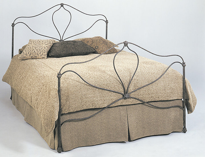 Langley Iron Bed