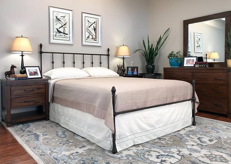 Ashton Iron Beds