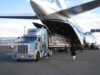 Customs Clearence & Deliverys for Airfreight imports from China