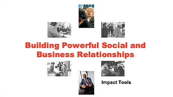Building Powerful Social & Business Relationships