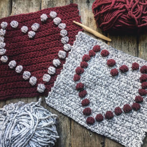 Stitch Together Group - The Bobble Love Crochet Along Event