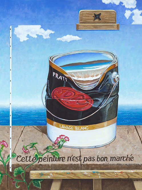 Dali's Paint Can