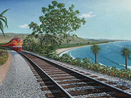 Refugio Train