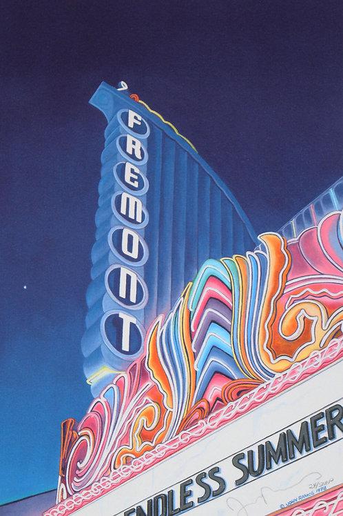 Fremont Theatre Neon