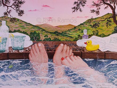 Hot Tub Rendezvous