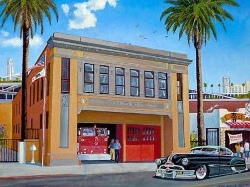 East LA Firehouse