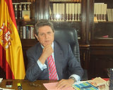 His Excellency the Ambassador of Spain to the United Kingdom and Northern Ireland - Honorary Member Excelentisimo Sr. Don  Federico Trillo-Figueroa Martinez-Conde
