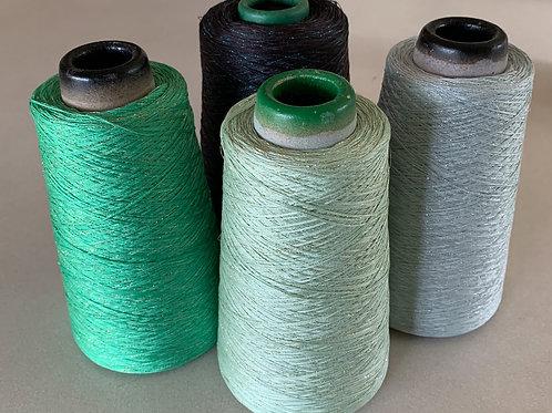 Silk/lurex