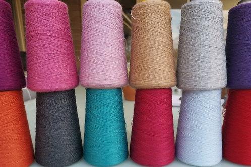Biella 2/30Nm Australian Extra Fine Merino Colour Pallete A