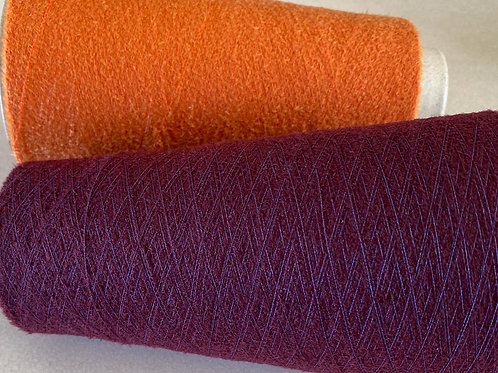 Wool/Boucle Elastic