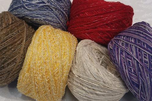 6 Ply Mill Ends Colour Palette C