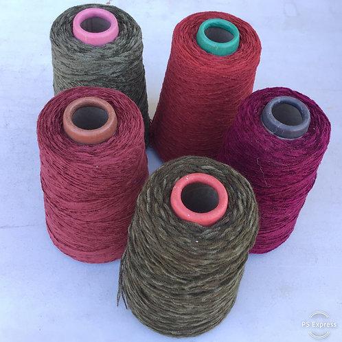3 Ply Chenille Yarn