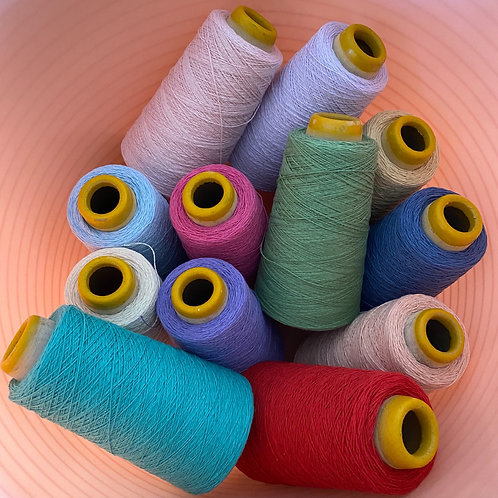 7/2 Ne 2 ply Cotton Weaving Yarn