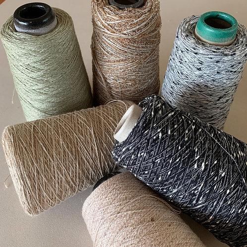 2/3ply Cotton/linen Mix