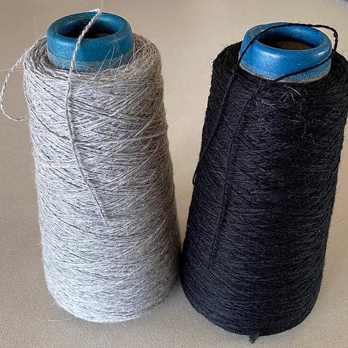 2/15nm 30%Angora/36%Wool/34%polyamde