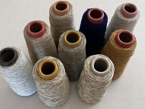 2 Ply Linen Cotton