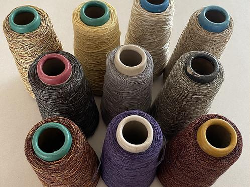 2 Ply cotton/Linen/Viscose