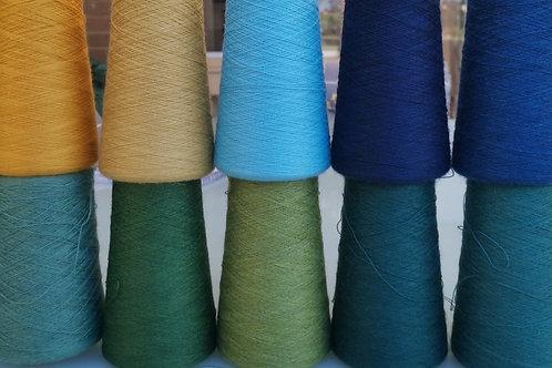 Biella 2/30Nm Australian Extra Fine Merino Colour Pallete B