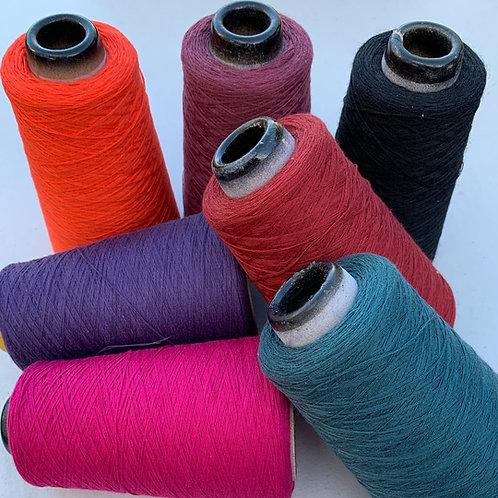 80% Cotton 20%Wool 2Ply Palette B