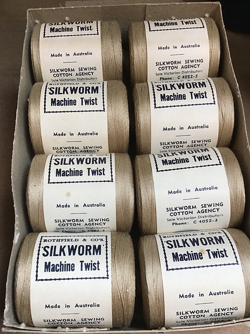 Vintage Sewing Cotton