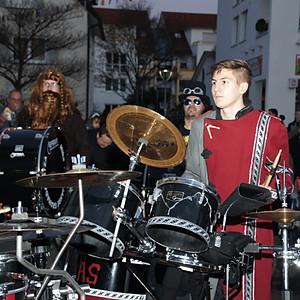 Rathaussturm Deizisau