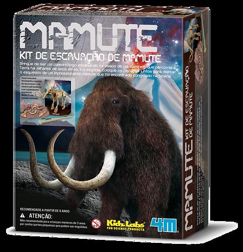 Kit de Escavação - Mamute