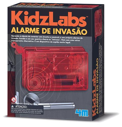 Kit Alarme Invasão