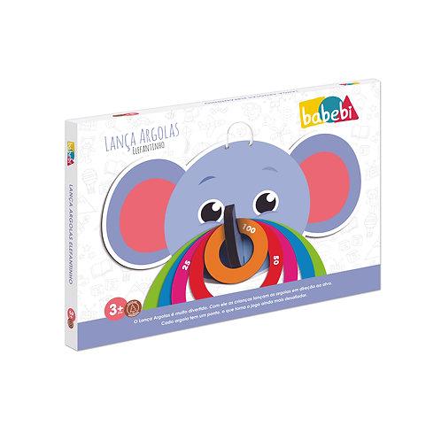 Lança Argolas - Elefantinho